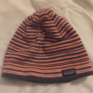 Patagonia Kids Beanie Hat Size Small